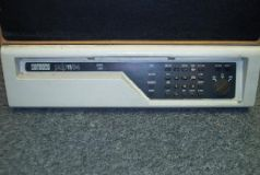 PDP-11/34a front panel